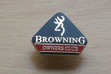 Clay Pigeon, Browning proprietari Club, Tiro Pin Badge