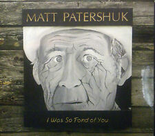 CD MATT PATERSHUK - i was so fond of you, neu - ovp