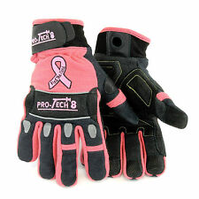 Pro-Tech 8 X Plus Extrication Glove, Pink, Large
