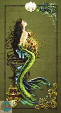 Cross Stitch Chart / Pattern ~ Mirabilia Mermaid of Atlantis #MD95