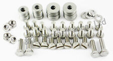 Volkswagen VW Beetle et al Tinware Stainless Bolts Kit  T2 T3  Bug