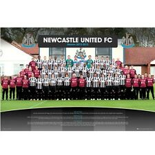 Newcastle United FC 2012/2013 Team Squad Poster New The Magpies EPL