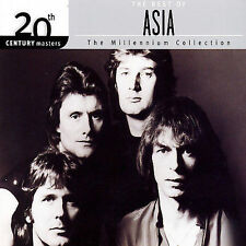 Asia The Best of Asia - 20th Century Masters: CD