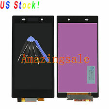 For Sony Xperia Z1 L39h C6902 C6903 LCD Touch Screen Digitizer Assembly Replace