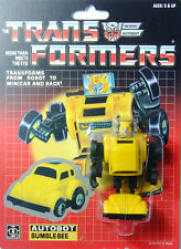 Transformers G1 Bumblebee  Re-issue Brand NEW COLLECTION MISB  Toys & Gifts