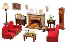 Sylvanian Families Furniture & Accessories 4704 Luxury Living Room Set /Age 3+