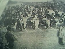 news item 1935 army manoeuvers yorkshire catterick 9000 men