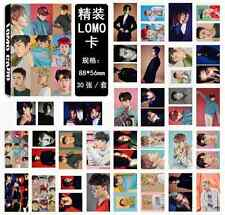 30pcs set Kpop EXO EX'ACT Collective Photo Picture Poster Lomo Card