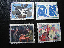 FRANCE - timbre yvert et tellier n° 1319 a 1322 n** (A20) stamp french (A)