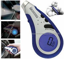 Michelin 12279 Programmable Digital Tyre Pressure Gauge With Led & Storage Pouch
