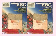 Set Completo (2 Discos) Ebc fa379hh Delantera Pastillas De Freno Suzuki Gsxr Gsxr1000 2004-11