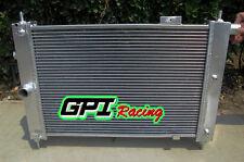 Aluminum radiator for Vauxhall MK2 Astra 2.0 16V GTE 1983-1991 90 89 88 87 86 85