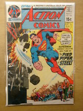 ACTION COMICS #398 VF (8.0) DC BRIAN BOLLAND COLLECTION WITH SIGNED CERT