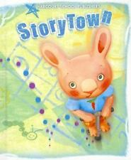 Spring Forward, Student Edition, Level 1 (Storytown), HARCOURT SCHOOL PUBLISHERS