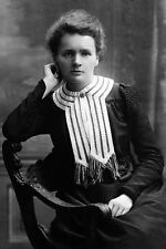 New 5x7 Photo: Noble Prize Winning Scientist Physicist Madame Marie Curie