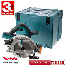 Makita DHS710ZJ 36V (Twin 18V) 190mm Circular Saw Body Only With Connector Case