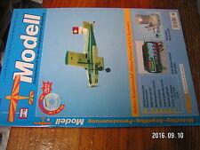 1?µ µ? Revue Modell 5/2005 Modelisme avion en allemand