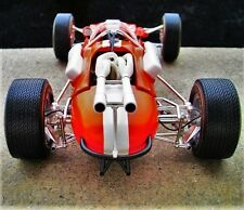 GP F Indy 500 Racer Vintage Race Car Rare 1960s Sport Midget Metal 1 18 Model 12