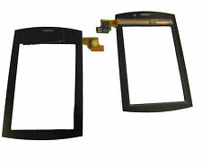 Nokia Asha 303 Touch Screen Digitizer Front Glass Cover Lens Panel Pad Black UK