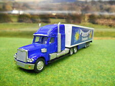 SIKU SPECIAL EDITION 1/87 KENWORTH TRIAXLE BOX TRAILER FRUITY TRANSPORT 1834
