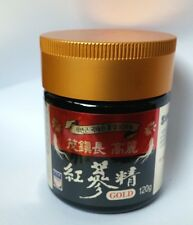 MUJINJANG Red Ginseng Extract Gold Paste Type 120 G Immune Booster Anti-aging