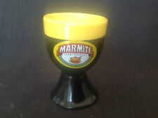 MARMITE CERAMIC EGG CUP EGGCUP APPROX. 7cm TALL