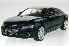 Free ship 1:32 Audi A7 Alloy Diecast Car Model Toy Sound&Light Dark green 2218