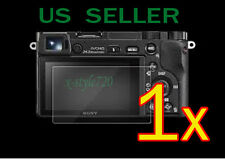 1x Clear LCD Screen Protector Guard Cover Film For Sony Alpha A5000 A6000 Camera
