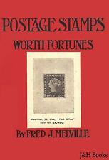 STAMPS WORTH FORTUNES Investment Philately Rare Scarce Issues - CD