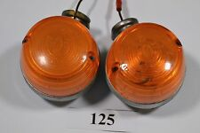 Ducati 350 GTL GTV 500-intermitentes 2 unidades-Turn Light Signals indicators