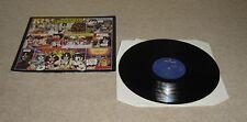 Kiss Unmasked Vinyl LP 1Y1 2Y1 Pressing - EX
