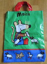 FAB *MAISY MOUSE* PVC WIPE CLEAN BAG