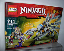 LEGO NINJAGO SET 70748 TITANIUM DRAGON
