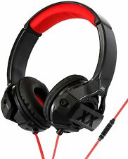 JVC HA-SR44X Xtreme Xplosives Headphones with Mic and Remote - Black