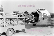 Lancia Ferrari D50 being loaded onto a plane for a Grand Prix 1956 Photograph