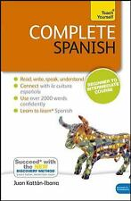 Teach Yourself Language Ser.: Complete Spanish Pack by Juan Kattan-Ibarra...