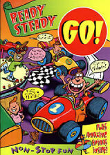 "Wickstead, Andrea Ready Steady Go! (Boredom Busters) ""AS NEW"" Book"