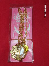 collier necklace KABAYA sailor moon japan gold- set 2