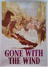 GONE WITH THE WIND (Vivien Leigh) ATLANTA MOVIE POSTER