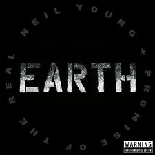 NEIL & PROMISE OF THE REAL YOUNG - EARTH  3 VINYL LP NEU