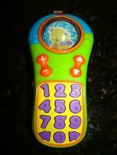 Bright Starts Click and Giggle Remote Electronic Toy