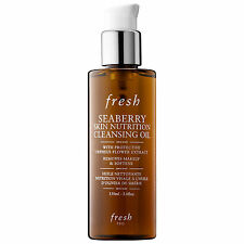 Fresh Seaberry Skin Nutrition Cleansing Oil 5 oz NEW IN BOX