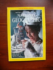 National Geographic magazine April 1995 Saigon / Koalas / Mountain Goats