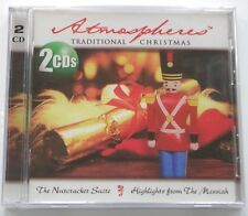 NEW sealed 2-CD TRADITIONAL CHRISTMAS  Nutcracker Suite & Messiah Highlights  CD