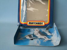 Matchbox Skybuster SB-24 F.16 USAF United States Air Force Boxed Toy Model 110mm