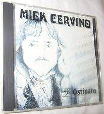 Ostinato by Mick Cervino CD, Sep-1999, Guild Hall Music Free Shipping U.S.A.