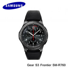 Samsung Gear S3 Frontier SM-R760 Smartwatch_Bluetooth model / International Ver.