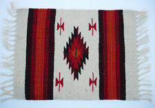 "Western Decor Southwestern Design 15"" X 20"" Table Rug/placemat"