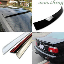 Painted BMW 5 Series E39 4D 4DR Sedan A Type ROOF & Trunk Lip Spoiler 03 530i M5