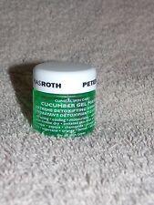 Peter Thomas Roth CUCUMBER GEL MASK Extreme Detoxifying Hydrator .5 oz New